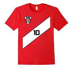 Mens Peru Soccer Shirt Futbol T-Shirt Jersey Peruvian Cam... https  a01600bb8