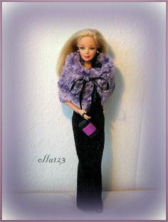 Blog o Barbie Fashionistas firmy Mattel, próbach tworzenia dla nich ubrań oraz o sztuce fotografii: Pomysły biorące się znikąd...