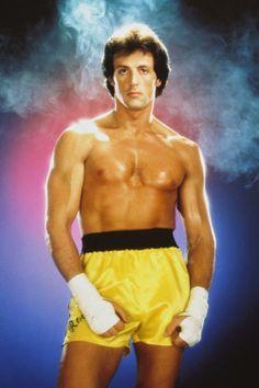 Rocky Balboa, Stallone Rocky, Rocky Ii, Silvester Stallone, Christine Teigen, John Rambo, Hollywood Icons, Hollywood Actor, Hollywood Actresses