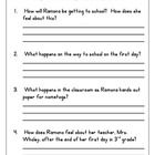 Worksheets Ramona Quimby Age 8 Worksheets study ramona quimby and activities on pinterest use these comprehension questions as a part of novel or literature circle using the classic book by beverly cleary age there ar