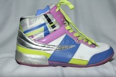FILA OldSchool 1990s Women Sneaker Wrestling Shoes Size by So1980s