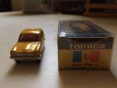 トミカ 香港製 10-1C ホンダN III360_画像3