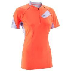 RUNNING Trail Running, Trail, Athlétisme - TS MC  TRAIL F ROSE KALENJI - Textile running
