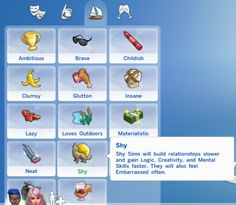 sims 4 mental illness cc - Google Search