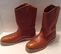 24df1acb21db Hunting Boots Size 9 C Crepe Armortred Oil Resistant Sole Field   Stream