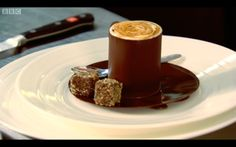 Raymond Blanc's Cafe Creme...