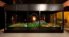 Da hat sich Familie Hengel aus Luxembourg mächtig ins Zeug gelegt: Das Dinosaurier-Forschercamp ist nicht nur überwältigend groß, sondern fasziniert die Besucher mit einem unglaublichen Detailreichtum! (c) Historisches Museum der Pfalz Speyer / Nicht zur kommerziellen Nutzung freigegeben.