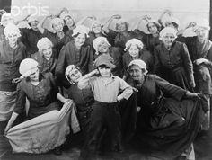 Jackie Coogan and Cast in Oliver Twist