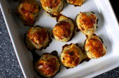 baked chicken meatballs – smitten kitchen