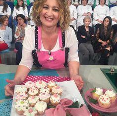 Muffin della mamma di Natalia Cattelani a La prova del cuoco - LaNostraTv