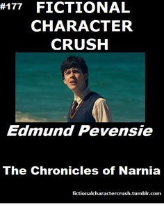 #177 - Edmund Pevensie from The Chronicles of Narnia