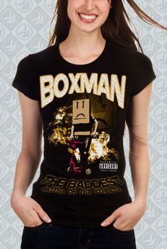 The Baddest Boxman (Girls)