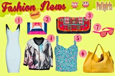 FASHION NEWS JUNIO 2014