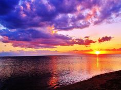 Sunset Beach Pictures Wallpaper