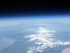Earth as seen by Raspberry Pi, built and launched by Dave Ackerman. http://www.daveakerman.com/?p=1154
