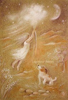 """""""Promenade du soir"""" par Annet Loginova"""