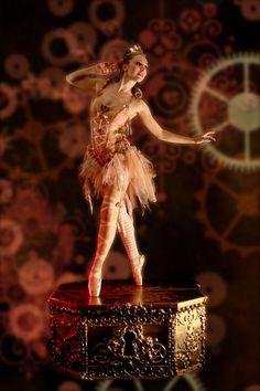 Music box dancer, The Edison LA