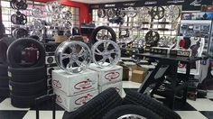All Star Car Audio  South Houston's source for all top brands of new tires including Michelin®, BFGoodrich®, Uniroyal®, and many more, at low prices. We can equip you with the right tires for your passenger car, van, truck, SUV, or trailer. Why spend hours waiting at a large national chain store? #southhouston #pasadenatx #deerparktx #crosbytx #houstontx http://allstarcaraudio.com/rims-and-tires/