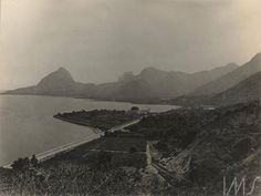 Lagoa  Rodrigo  de Freitas  1870