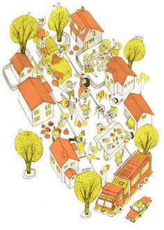 I Ying Yeh, Taiwanese illustrator