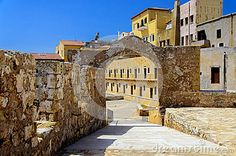 Firkas Fortress Of Chania - Download From Over 36 Million High Quality Stock Photos, Images, Vectors. Sign up for FREE today. Image: 38814482