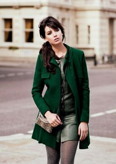Whitney-Port-Pantone-2013-Color-Emerald-Green