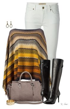 """Beware: boot fever is contagious!"" by ksims-1 ❤ liked on Polyvore featuring Burberry, Missoni, Lucky Brand, Lauren Ralph Lauren and Aqua"