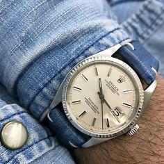 Rolex DateJust 1601 ...repinned für Gewinner! - jetzt gratis Erfolgsratgeber sichern www.ratsucher.de