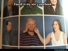 The teachers are getting a little too cozy in this school yearbook // funny pictures - funny photos - funny images - funny pics - funny quotes - Funny Yearbook Quotes, Yearbook Pages, Yearbook Photos, Yearbook Ideas, Senior Quotes, Funny Quotes, Stupid Funny Memes, Funny Posts, Jokes