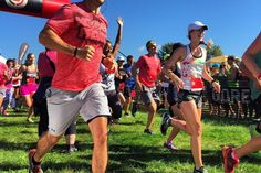 Abbie Brewer is taking on the Bank of America Chicago Marathon next Sunday and we can't wait to see this November Project - Chicago regular cross the finish line. Cheer along.