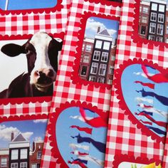 Gift bags Holland 12x19 cm