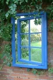 garden mirrors - Google Search