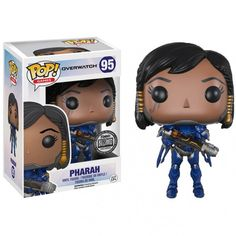 Funko Pop Vinyl | Overwatch - Pharah (Blizzard Exclusive)