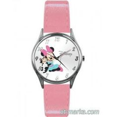 Disney Минни Watch for children. Lovely children's watch. Made in Russia. Delivery. Minnie Mouse