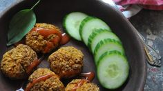 Give Me Five: Sweet potato falafel - Lily Higgins Quick Recipes, Cooking Recipes, Healthy Recipes, Vegan Burgers, Falafel, Going Vegan, Main Meals, Sweet Potato, Food And Drink