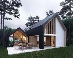 Image result for 2 storey black barn
