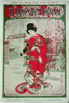 Ladies Home Journal 1904 by Something To See, via Flickr