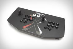 X-ARCADE TWO PLAYER ARCADE JOYSTICK | Gaming Products