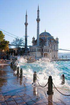 fotoblogturkey: Ortaköy Camii, İstanbul, Türkiye