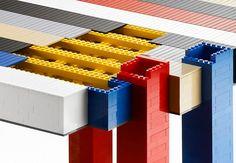 LEGO HISTOGRAM 2.0 // Studio Nucleo