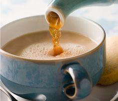 hot tea and good company