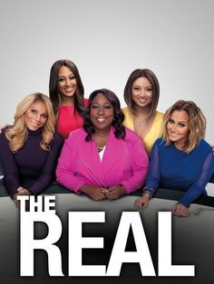 The Real! I love them, but their marketing could use my help. The girls return on september 2nd and during their break I've had no buzz on my tumblr or youtube. Keeping up with your audience during the off season engages them for your comeback.