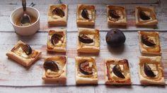 goat cheese, figs and honey / figi, ser owczy i miód