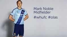 West Ham Away Kit
