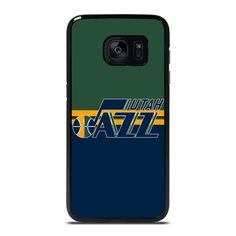 UTAH JAZZ LOGO Samsung Galaxy S7 Edge Case Cover  Vendor: Favocase Type: Samsung Galaxy S7 Edge case Price: 14.90  This luxury UTAH JAZZ LOGO Samsung Galaxy S7 Edge Case Cover shall generate cool style to yourSamsung S7 Edge phone. Materials are made from durable hard plastic or silicone rubber cases available in black and white color. Our case makers customize and create every case in finest resolution printing with good quality sublimation ink that protect the back sides and corners of… Utah Jazz, Galaxy S7, Samsung Galaxy, Cooler Stil, Nba Wallpapers, Smartphone, Black And White Colour, S7 Edge, Cover
