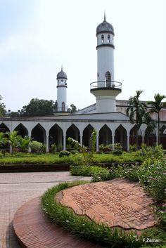 Dhaka University Mosque, Dhaka, Bangladesh