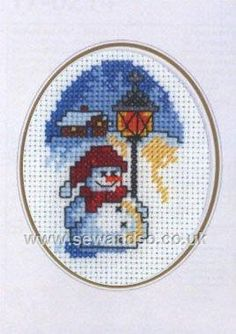 Knitting, crochet, embroidery, sewing and tons of inspiration for your next project. Cross Stitch Christmas Cards, Xmas Cross Stitch, Cross Stitch Cards, Cross Stitch Flowers, Cross Stitch Kits, Christmas Cross, Cross Stitching, Cross Stitch Embroidery, Cross Stitch Patterns