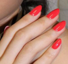 When in doubt, a bright nail polish never disappoints.