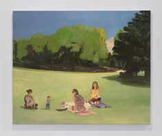Daniel Heidkamp��s Beautiful, Peaceful Paintings of Central Park