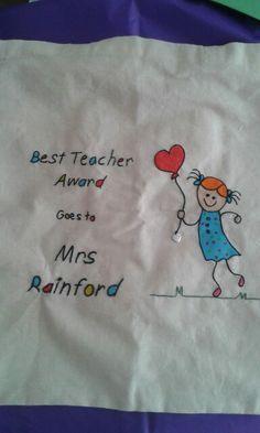 Teacher bag no.1